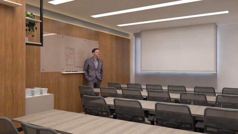 Chíxaro Luz Advogados Associados inaugura sala própria de treinamento